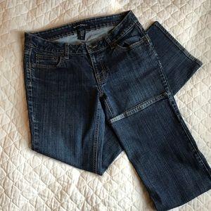 Banana Republic Bootcut Jeans Medium Wash